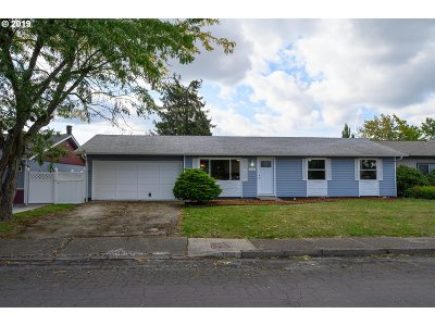 Salem Single Family Home For Sale: 1253 Scepter Way