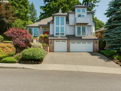 Happy Valley Single Family Home For Sale: 12392 SE 126th Ave