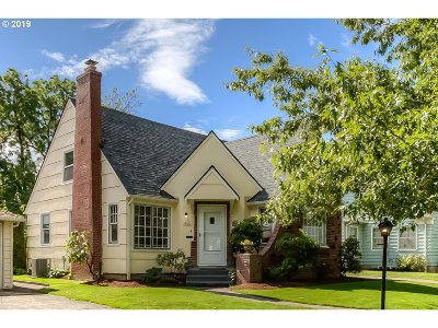 Salem Single Family Home For Sale: 1620 18th St