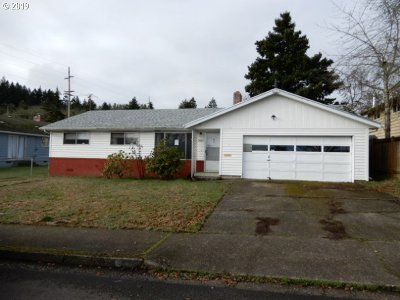 Single Family Home For Sale: 2860 Lincoln St