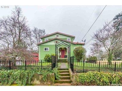 Salem Single Family Home For Sale: 3215 Bonham Ave
