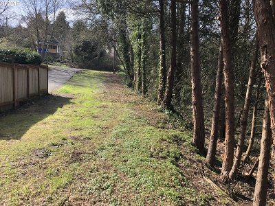 Residential Lots & Land For Sale: 8920 SW Boones Ferry Behind Rd