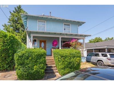Portland Single Family Home For Sale: 703 NE 79th Ave