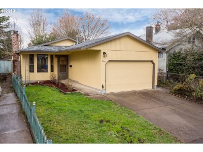 Single Family Home For Sale: 2607 SE 35th Ave
