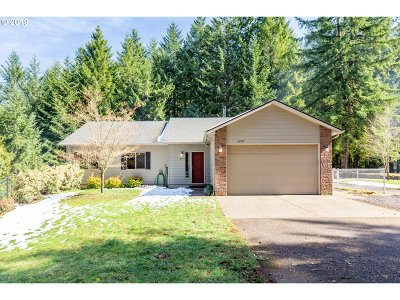 Lyons Single Family Home Bumpable Buyer: 40957 N McCully Mountain Rd