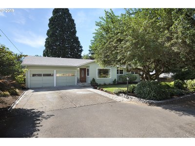 Lake Oswego Single Family Home For Sale: 2121 Wembley Park Rd