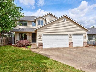 Molalla Single Family Home For Sale: 1418 Mt View Ln