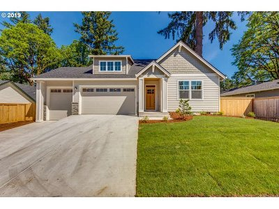 Oregon City Single Family Home For Sale: 15927 Hunter Ave