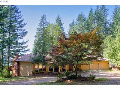 Single Family Home For Sale: 35602 NE Ammeter Rd