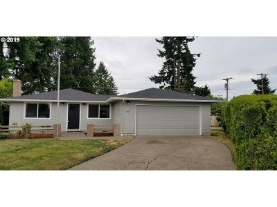 Eugene Single Family Home For Sale: 2663 Quince St