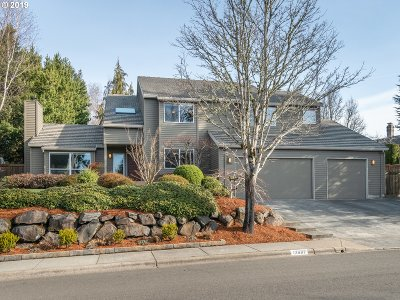 Tigard Single Family Home For Sale: 13687 SW Charleston Ln