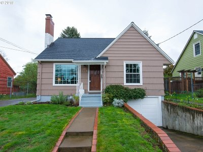 Single Family Home For Sale: 4714 NE 22nd Ave