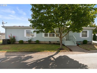 Newberg, Dundee, Mcminnville, Lafayette Single Family Home For Sale: 4155 NE Three Mile Ln #170