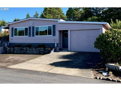Florence Single Family Home For Sale: 1601 Rhododendron Dr #647