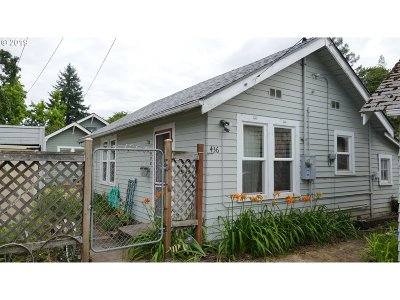 Single Family Home For Sale: 436 W 11th Aly