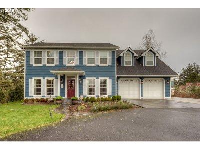 Warrenton Single Family Home For Sale: 33041 Douglas Ln