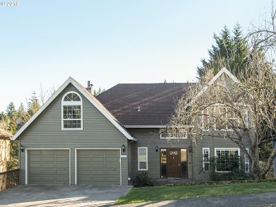 Beaverton Single Family Home For Sale: 7694 SW Bayberry Dr