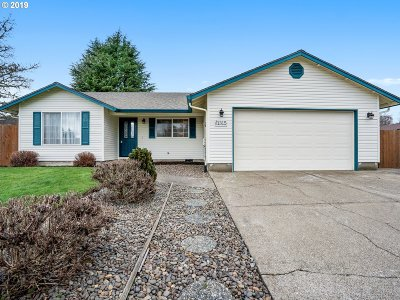 McMinnville Single Family Home For Sale: 1315 SW Gilson St