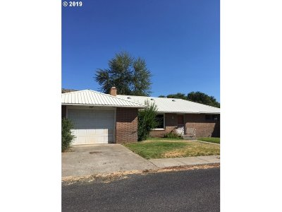Grant County Single Family Home For Sale: 307 NW 5th Ave