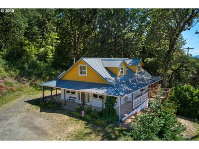 Yamhill Single Family Home For Sale: 21700 NE Cove Orchard Rd