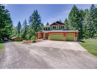 Clark County Single Family Home For Sale: 39716 NE Meyers Rd