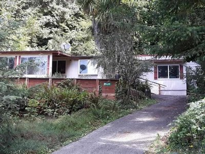 Florence OR Single Family Home For Sale: $99,000
