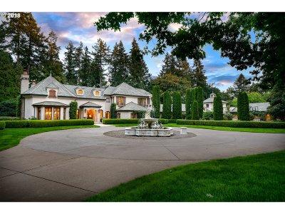 Single Family Home For Sale: 36550 NE Wilsonville Rd