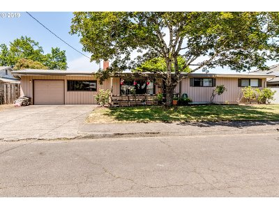 Single Family Home For Sale: 1732 Taylor St