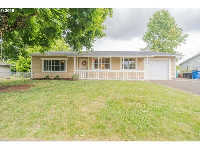 Battle Ground Single Family Home For Sale: 1714 SW 1st St