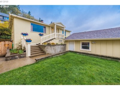 West Linn Single Family Home For Sale: 6242 Barlow St
