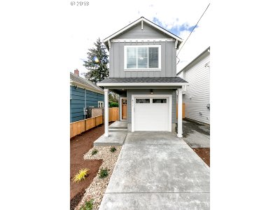 Clackamas County, Multnomah County, Washington County Multi Family Home For Sale: 415 NE 74th Ave