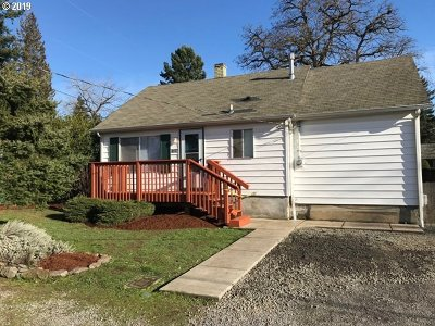Clark County Single Family Home For Sale: 1309 Z St