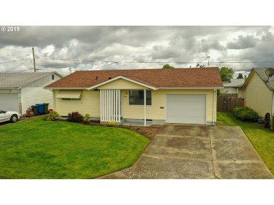 Woodburn Single Family Home For Sale: 1588 Quinn Rd