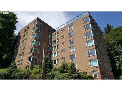 Condo/Townhouse For Sale: 1205 SW Cardinell Dr #609