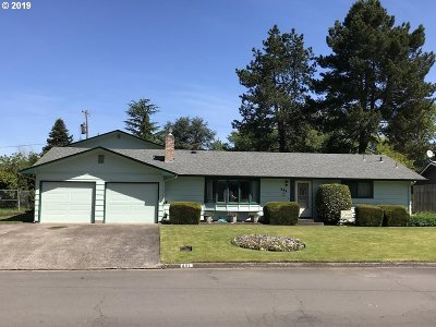 Eugene Single Family Home For Sale: 441 Lantana Ave