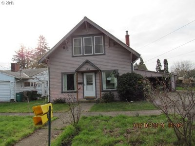 Newberg Single Family Home For Sale: 200 E 3rd St