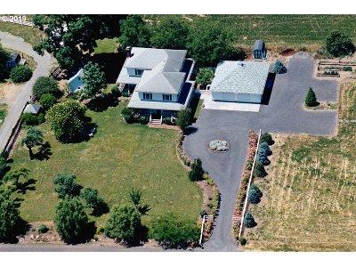 Newberg Single Family Home For Sale: 9665 NE Parrish Rd