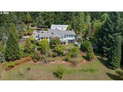 Brush Prairie Single Family Home For Sale: 24501 NE 136th St