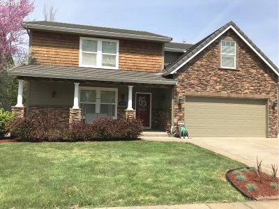 Cottage Grove, Creswell Single Family Home For Sale: 1212 Greenbriar Dr
