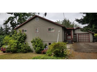 Coos Bay Single Family Home For Sale: 425 3rd Ave