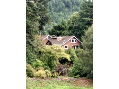 Mapleton Single Family Home For Sale: 10907 E Mapleton Rd