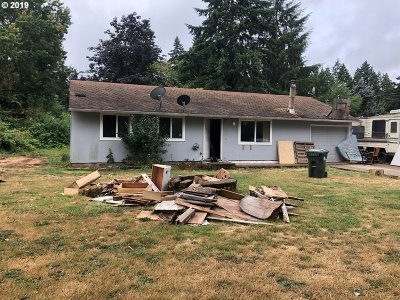 Single Family Home For Sale: 88095 8th St