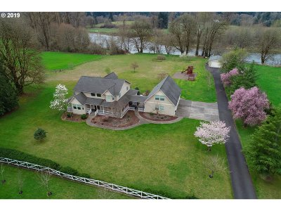 Cowlitz County Single Family Home For Sale: 339 Imboden Rd