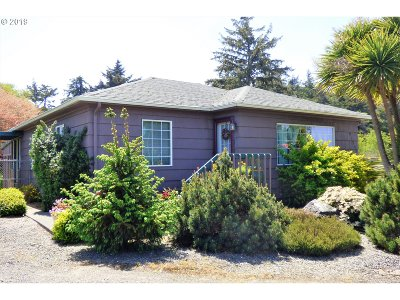 Coos Bay Single Family Home For Sale: 91768 Cape Arago Hy