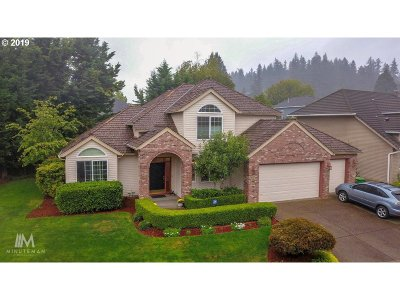 Happy Valley, Clackamas Single Family Home For Sale: 14257 SE 120th Pl