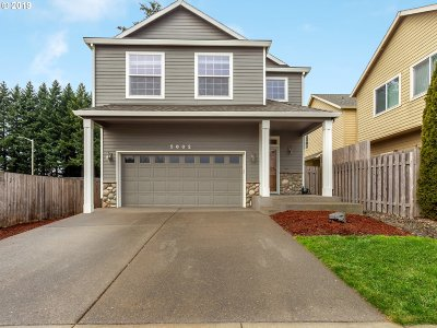 Multnomah County, Clackamas County, Washington County, Clark County, Cowlitz County Single Family Home For Sale: 5602 NE 60th Ave