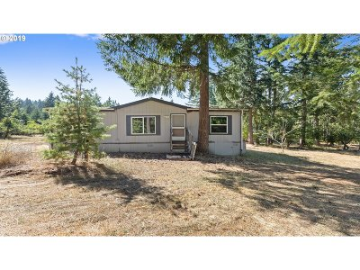 Cottage Grove Single Family Home For Sale: 73990 Blok Ln