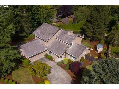 Lake Oswego Single Family Home For Sale: 16 Da Vinci