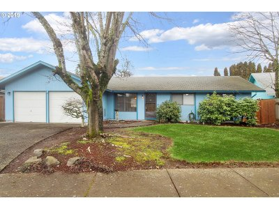 Eugene Single Family Home For Sale: 3183 Kentwood Dr