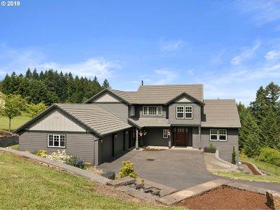 Hillsboro Single Family Home For Sale: 17871 SW Sunrise Peaks Ln